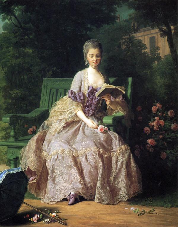 Qui sont les personnages peints sur ce tableau de Jean-Baptiste-André Gautier Dagoty ? 1768_p11