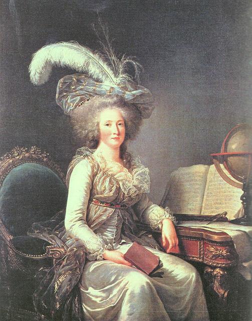 Madame Élisabeth, sœur  de Louis XVI - Page 7 1788_m11