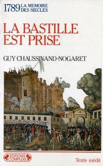 Variations sur l'Ancien Régime. De Guy Chaussinand-Nogaret 1789-l10