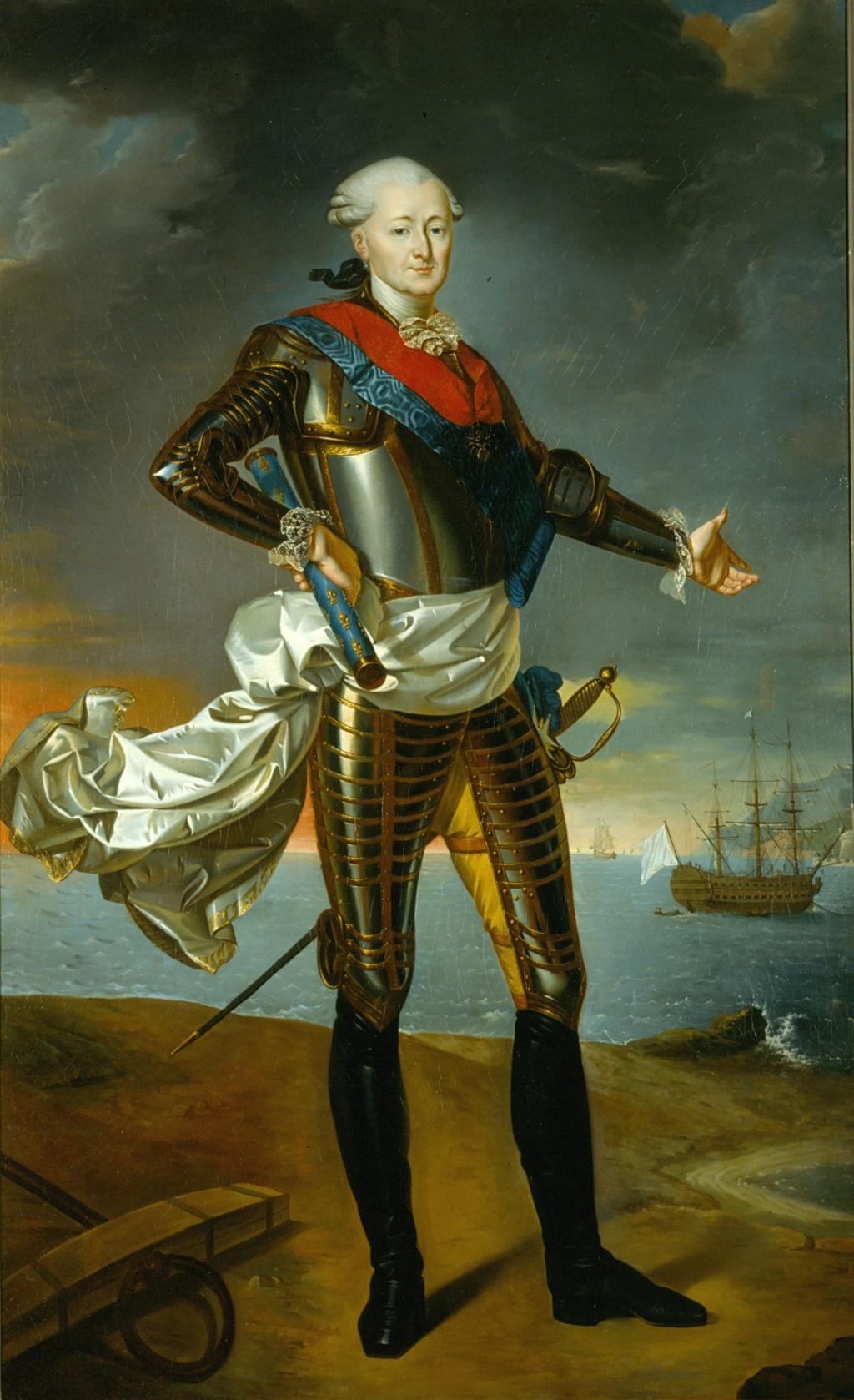 Louis-Jean-Marie de Bourbon, duc de Penthièvre, beau-père de la princesse de Lamballe - Page 3 1794_110