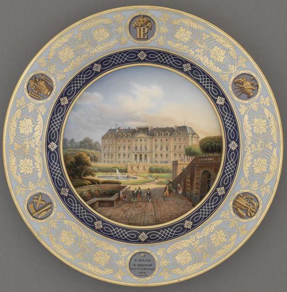 Le château de Meudon 18-50610