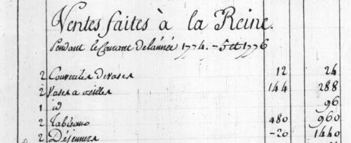 Prix et coût de la vie au XVIIIe siècle : convertisseur de monnaies d'Ancien Régime 191l1811