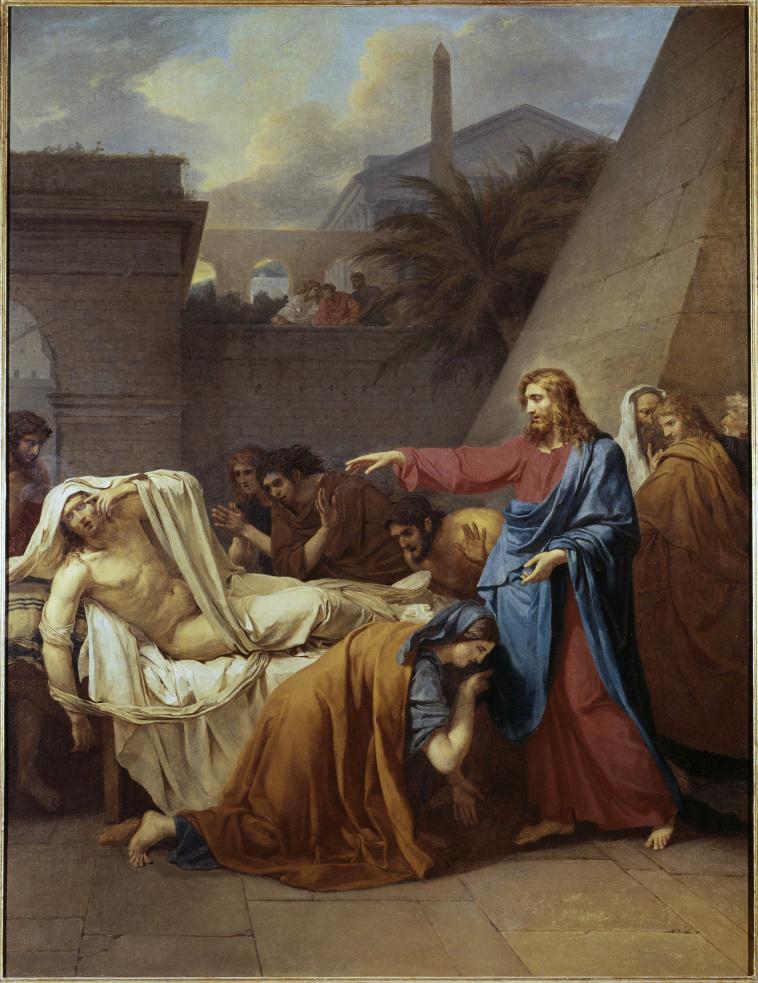 Les Drouais, artistes peintres de père en fils : Jean, Hubert, François-Hubert et Jean-Germain Drouais 19471710