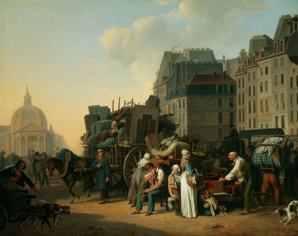 Louis-Léopold Boilly : peintre de la société parisienne de Louis XVI à Louis-Philippe 1982_410