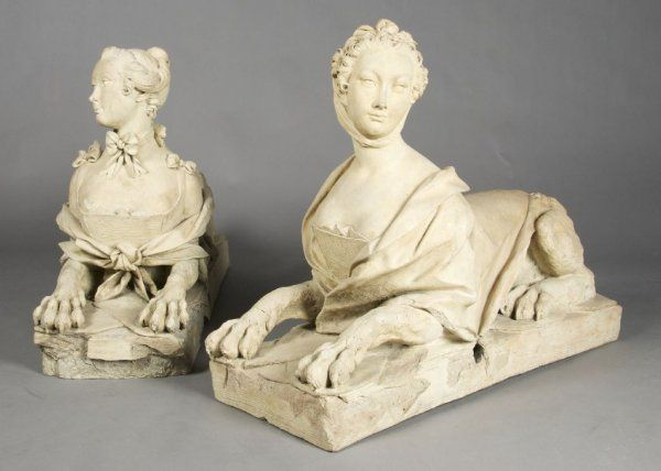 Marie-Antoinette en sphinge ?  19d99a10