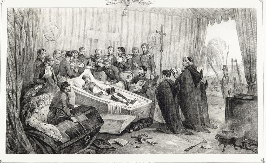 2021, année Napoléon. Bicentenaire de la mort de l'empereur Napoléon Ier.  - Page 2 20-57710