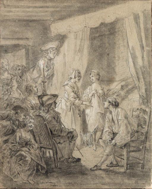 Pierre-Antoine Baudouin, dessinateur du libertinage au XVIIIe siècle 2000_n10