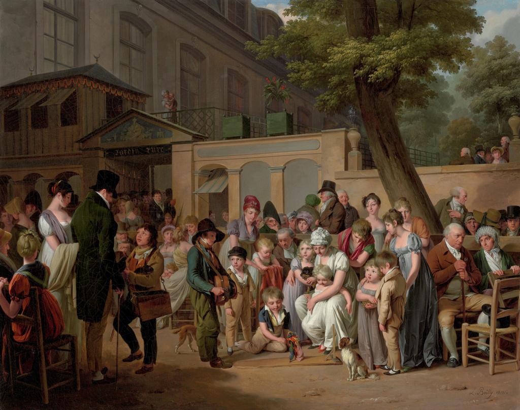 Louis-Léopold Boilly : peintre de la société parisienne de Louis XVI à Louis-Philippe 2010_n10