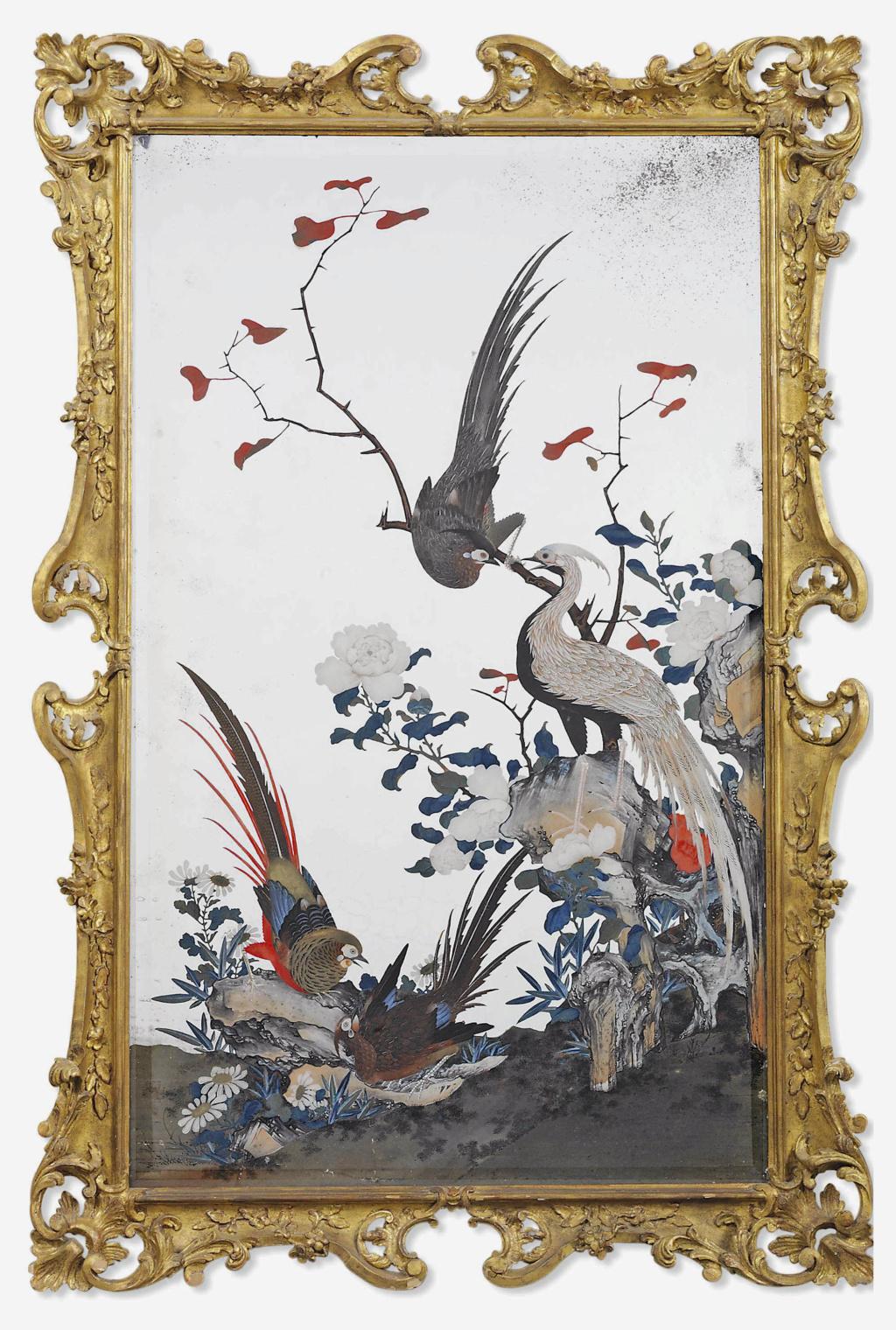 La peinture sous / sur verre chinoise au XVIIIe siècle 2012_c15
