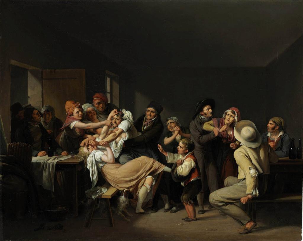 Louis-Léopold Boilly : peintre de la société parisienne de Louis XVI à Louis-Philippe 2012_n12