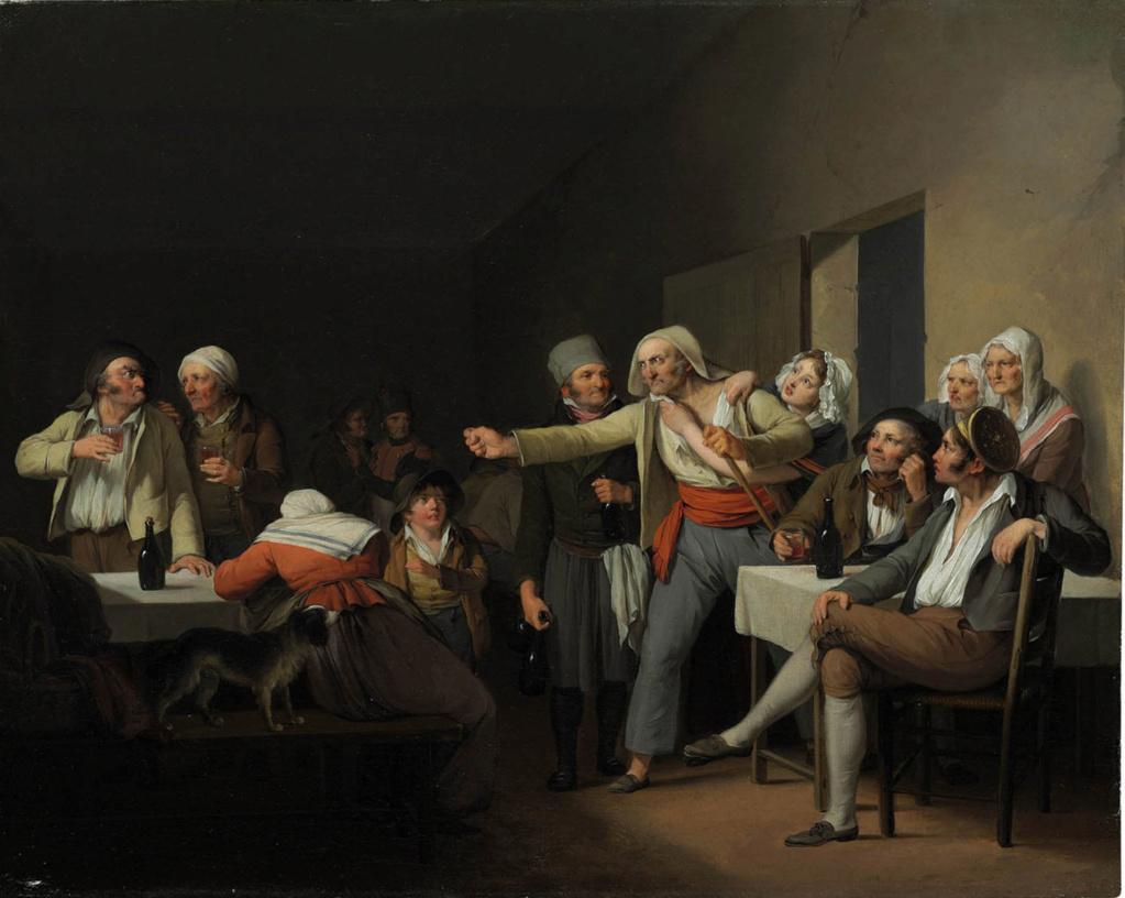 Louis-Léopold Boilly : peintre de la société parisienne de Louis XVI à Louis-Philippe 2012_n13