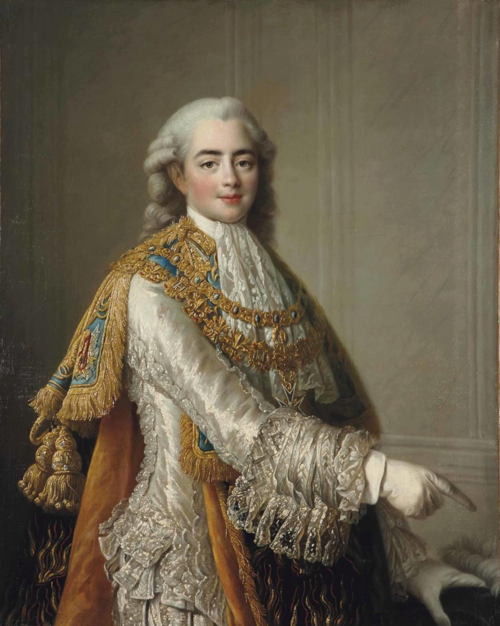 Louis-Stanislas, comte de Provence, et futur roi Louis XVIII - Page 2 2012_p13