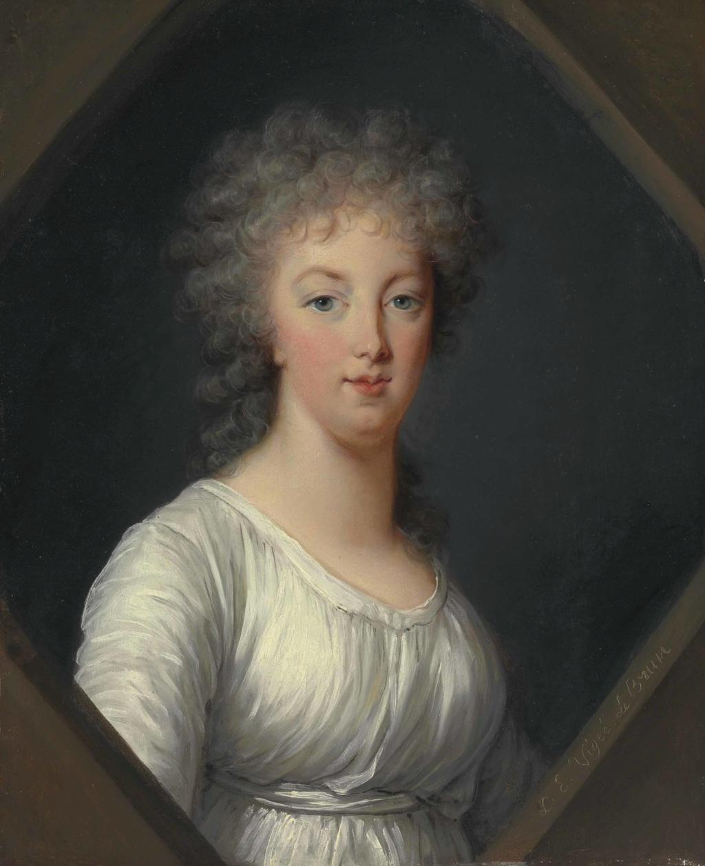 Marie-Antoinette et la famille royale : la collection d'Alain Bancel - Page 3 2016_n12