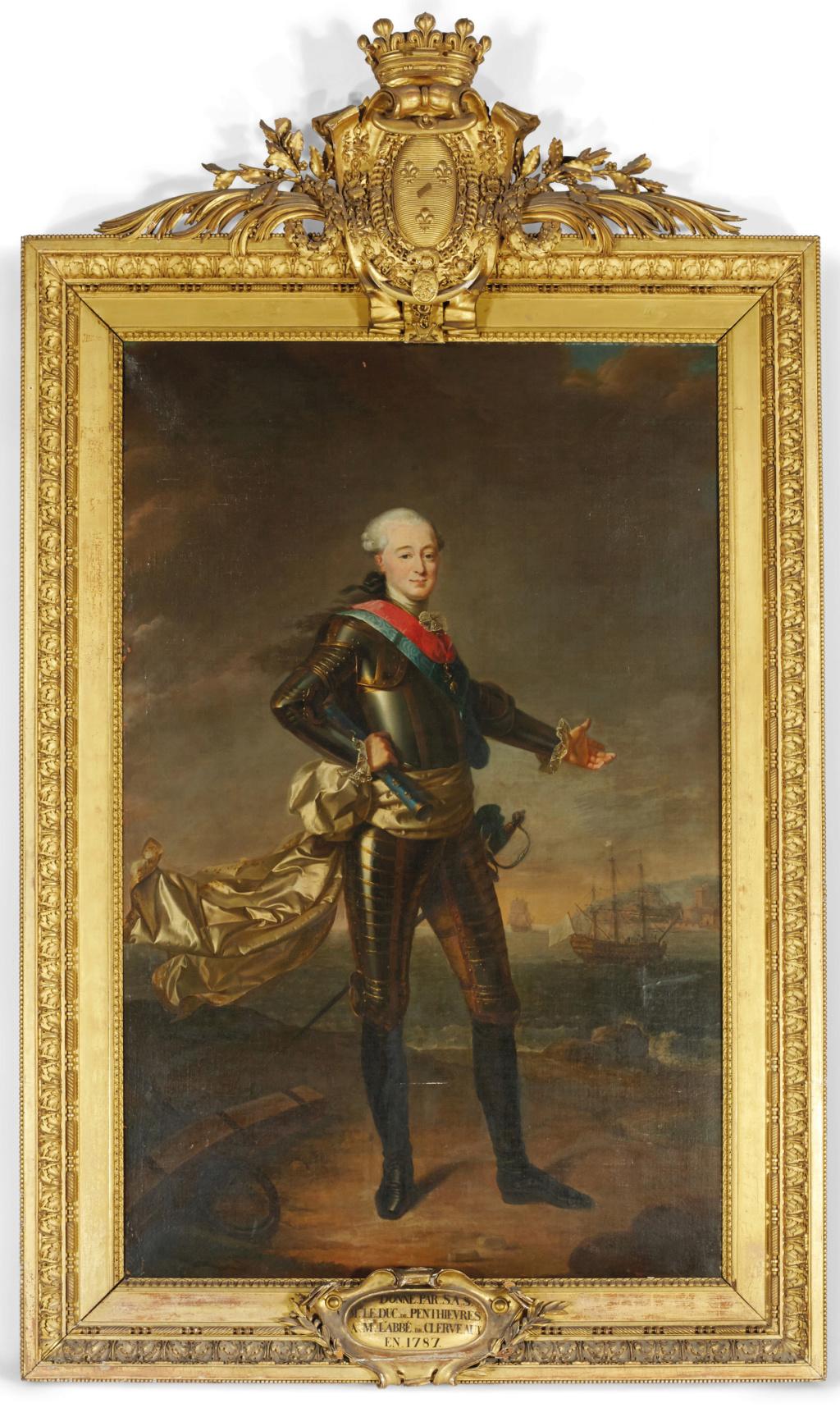 Louis-Jean-Marie de Bourbon, duc de Penthièvre, beau-père de la princesse de Lamballe - Page 3 2016_p12