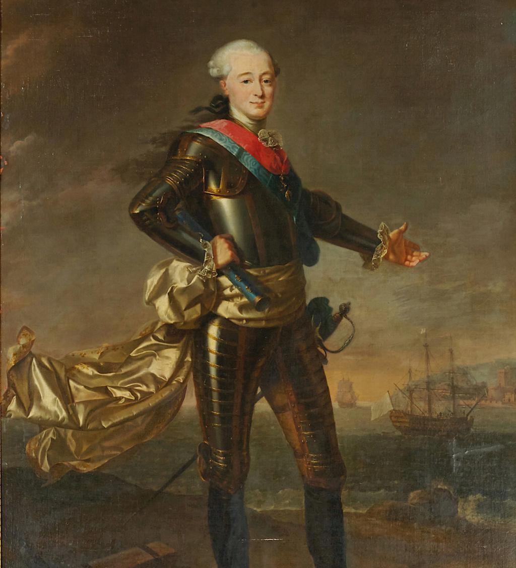 Louis-Jean-Marie de Bourbon, duc de Penthièvre, beau-père de la princesse de Lamballe - Page 3 2016_p13
