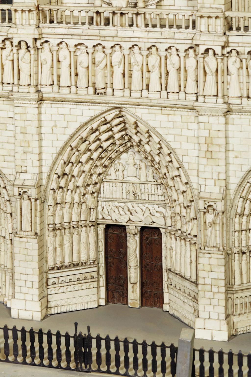 Maquettes historiques de la cathédrale Notre-Dame de Paris 2017_p14