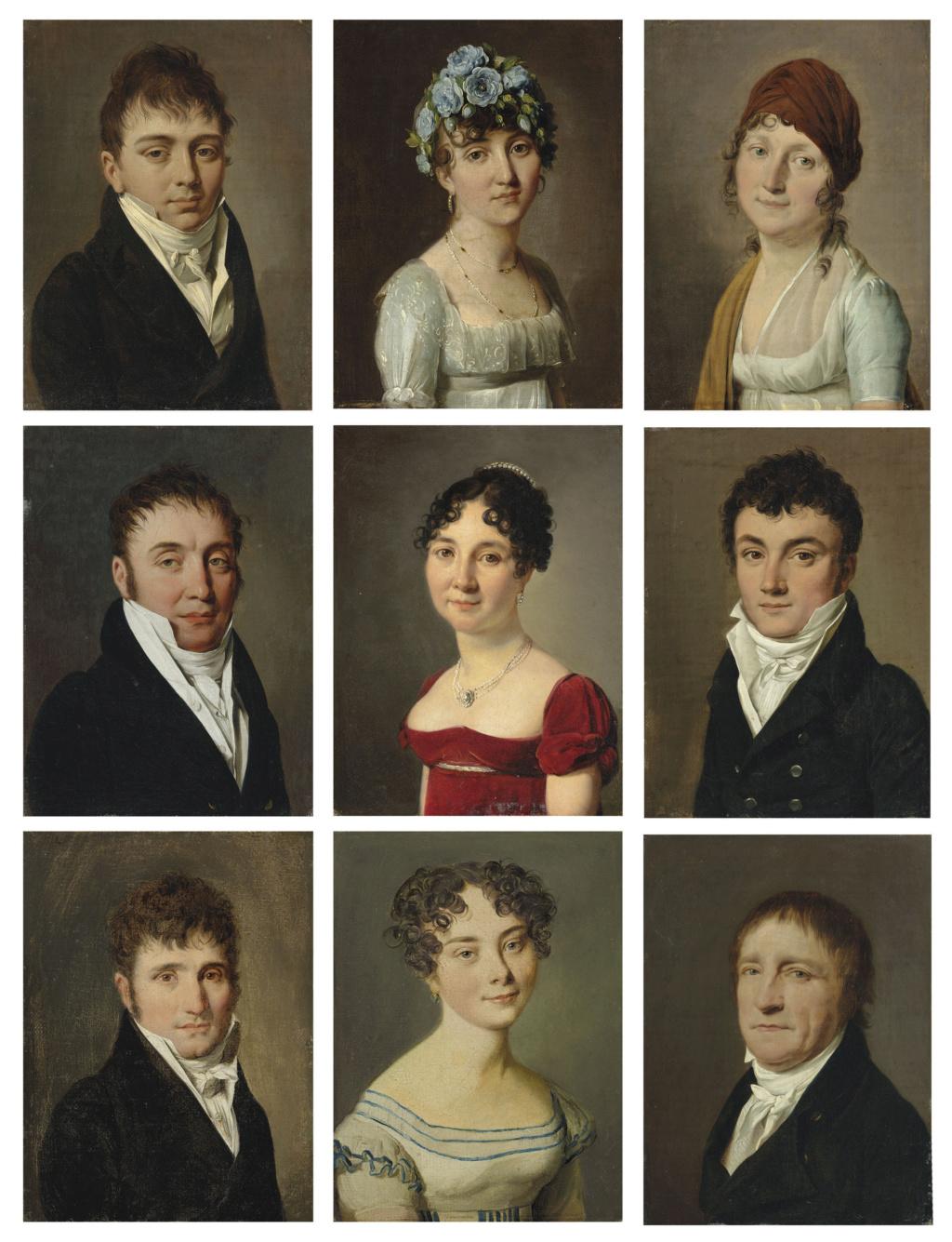 Louis-Léopold Boilly : peintre de la société parisienne de Louis XVI à Louis-Philippe 2018_n30