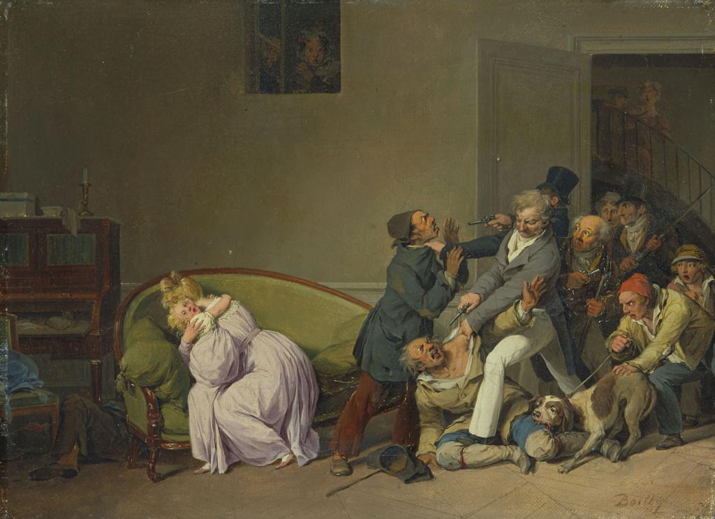 Louis-Léopold Boilly : peintre de la société parisienne de Louis XVI à Louis-Philippe 2018_p23