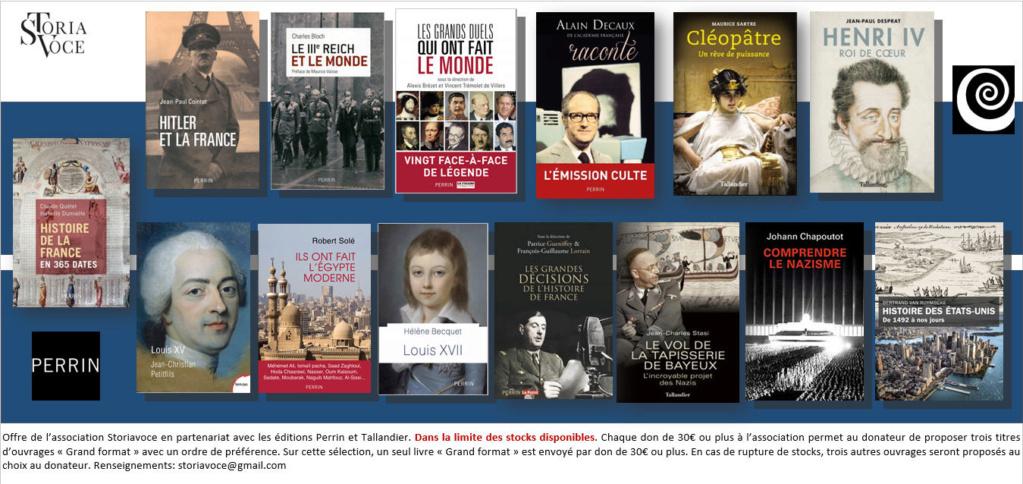Storia Voce : la première radio sur internet dédiée à l'Histoire 20190113