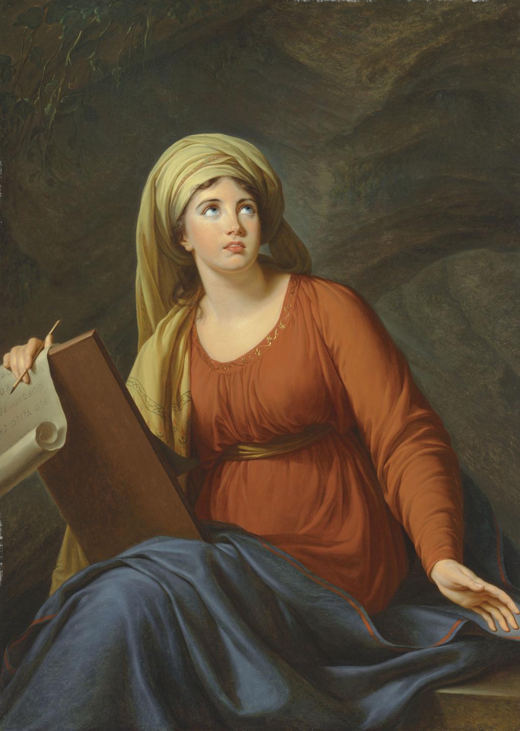 Galerie virtuelle des oeuvres de Mme Vigée Le Brun - Page 14 2019_c13