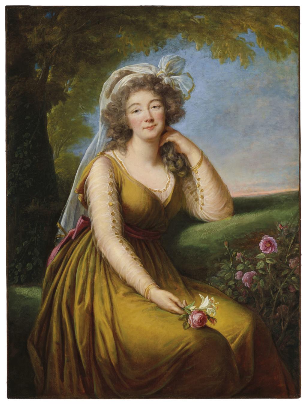 Portraits de la comtesse du Barry par (et d'après) Elisabeth Vigée Le Brun 2019_n10