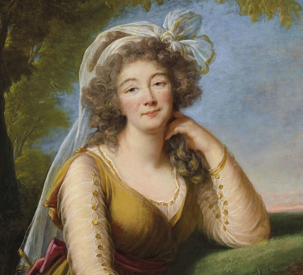 Portraits de la comtesse du Barry par (et d'après) Elisabeth Vigée Le Brun 2019_n11