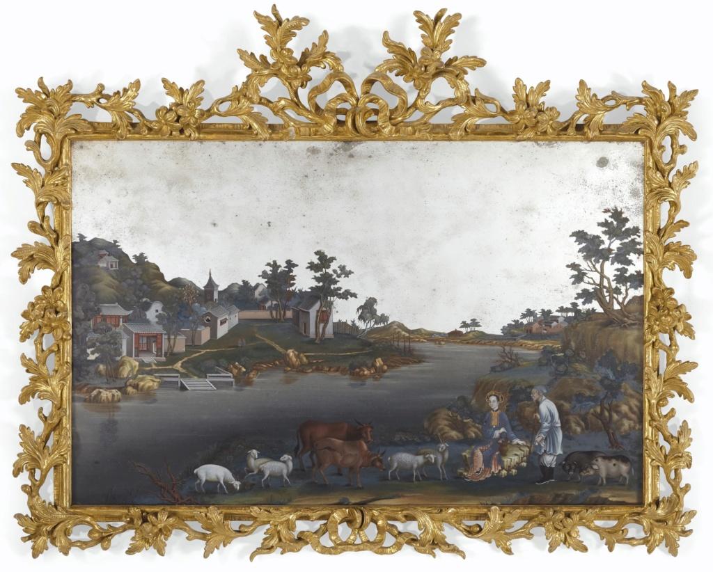 La peinture sous / sur verre chinoise au XVIIIe siècle 2019_n78