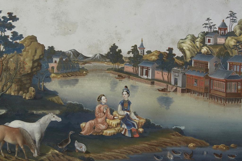 La peinture sous / sur verre chinoise au XVIIIe siècle 2019_n79