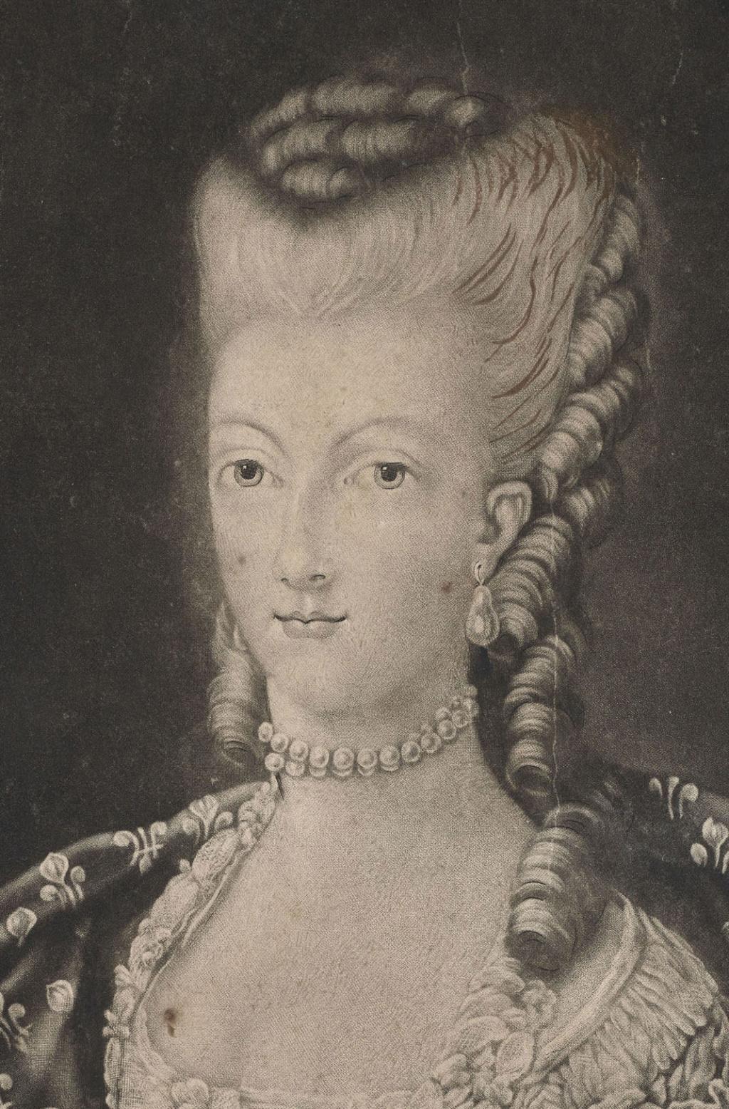Portraits de Marie-Antoinette : les gravures, estampes, mezzotintes, aquatintes etc.  - Page 3 2019_p11