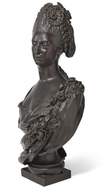 Buste de Mme Adélaïde, de Mme Clotilde, ou d'une inconnue (mais non pas de Marie-Antoinette) par Vavasseur ?  2019_p24