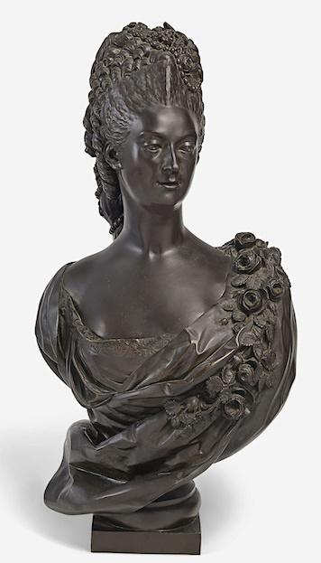 Buste de Mme Adélaïde, de Mme Clotilde, ou d'une inconnue (mais non pas de Marie-Antoinette) par Vavasseur ?  2019_p25