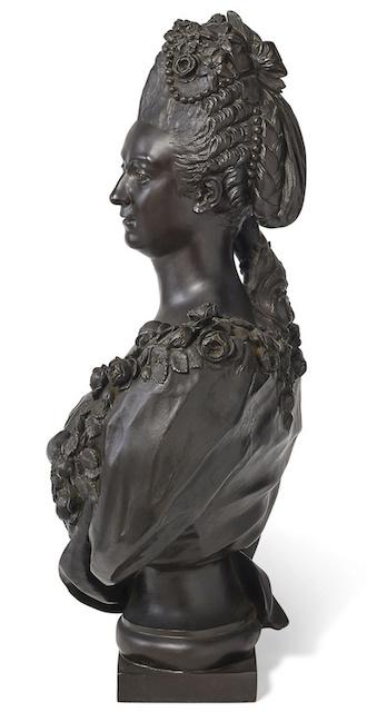 Buste de Mme Adélaïde, de Mme Clotilde, ou d'une inconnue (mais non pas de Marie-Antoinette) par Vavasseur ?  2019_p26