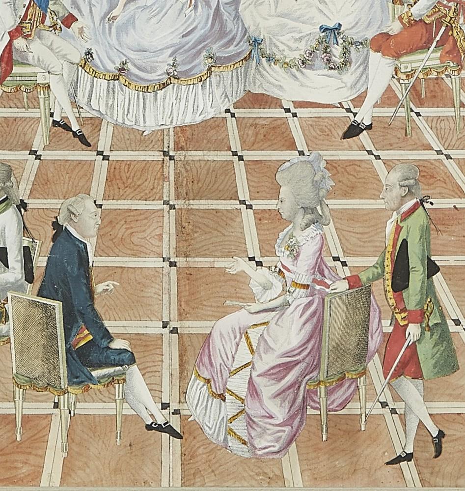 Le voyage en Europe du comte et de la comtesse du Nord : le tsarévitch Paul et son épouse. - Page 2 2021_n16