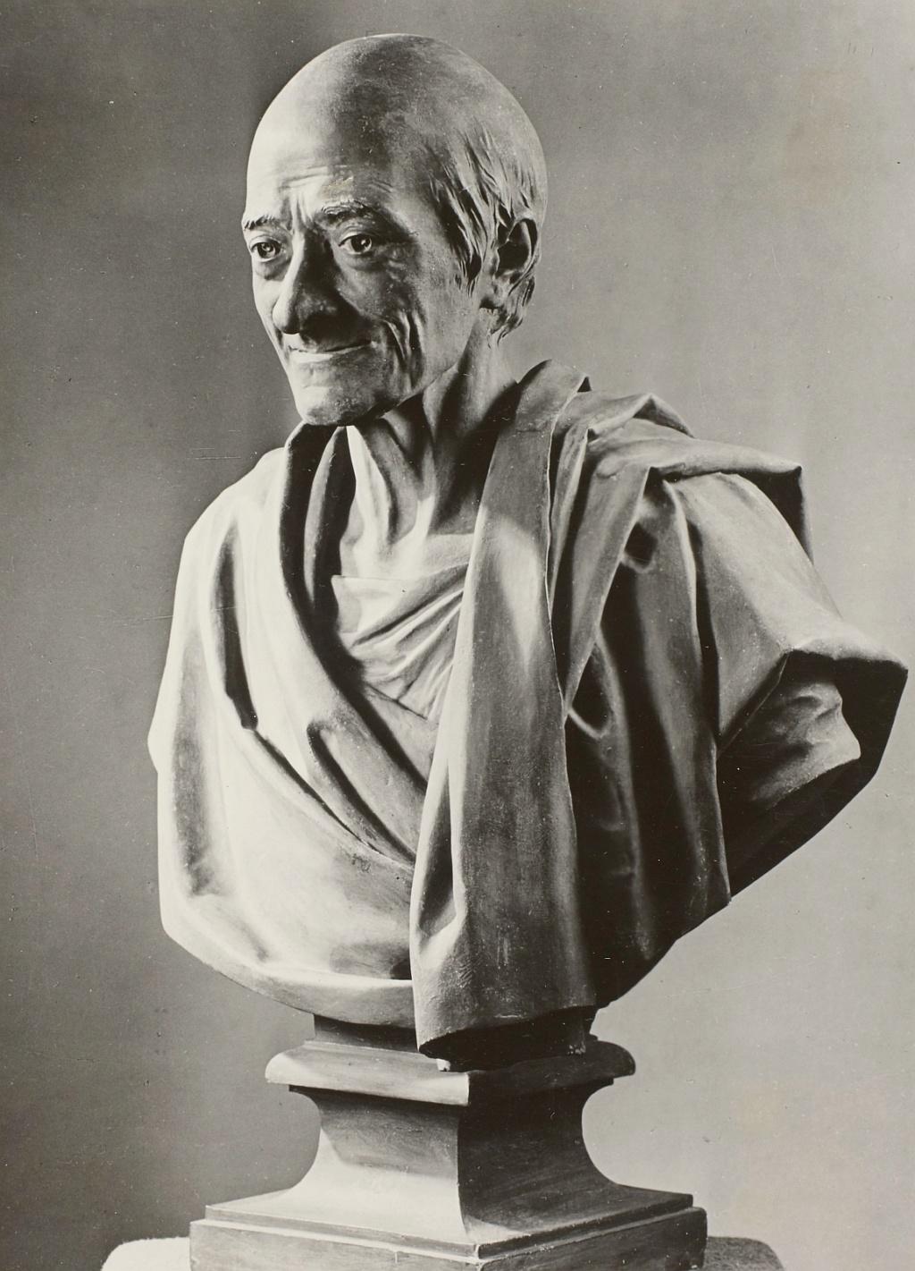 Jean-Antoine Houdon, le sculpteur des Lumières 20484110