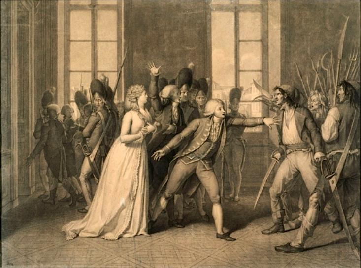 20 juin - La journée du 20 juin 1792  20_jui10
