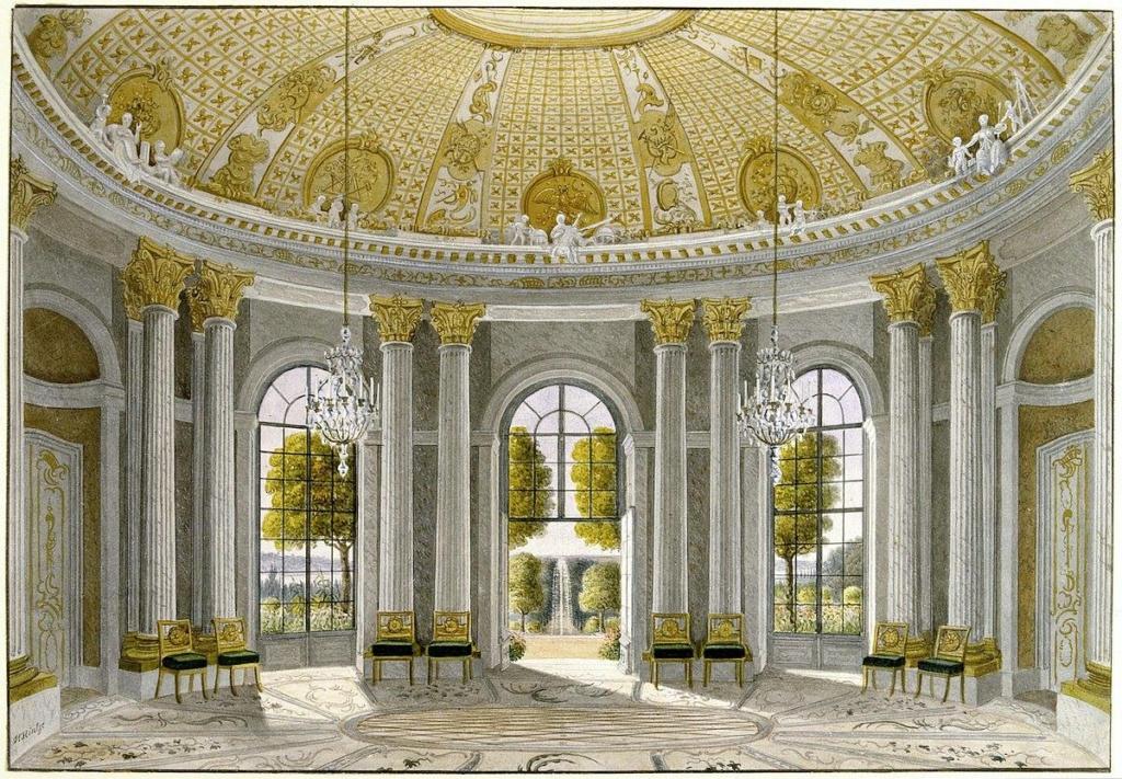 Le palais et le parc de Sans-souci, ou Sanssouci, à Potsdam  21457810
