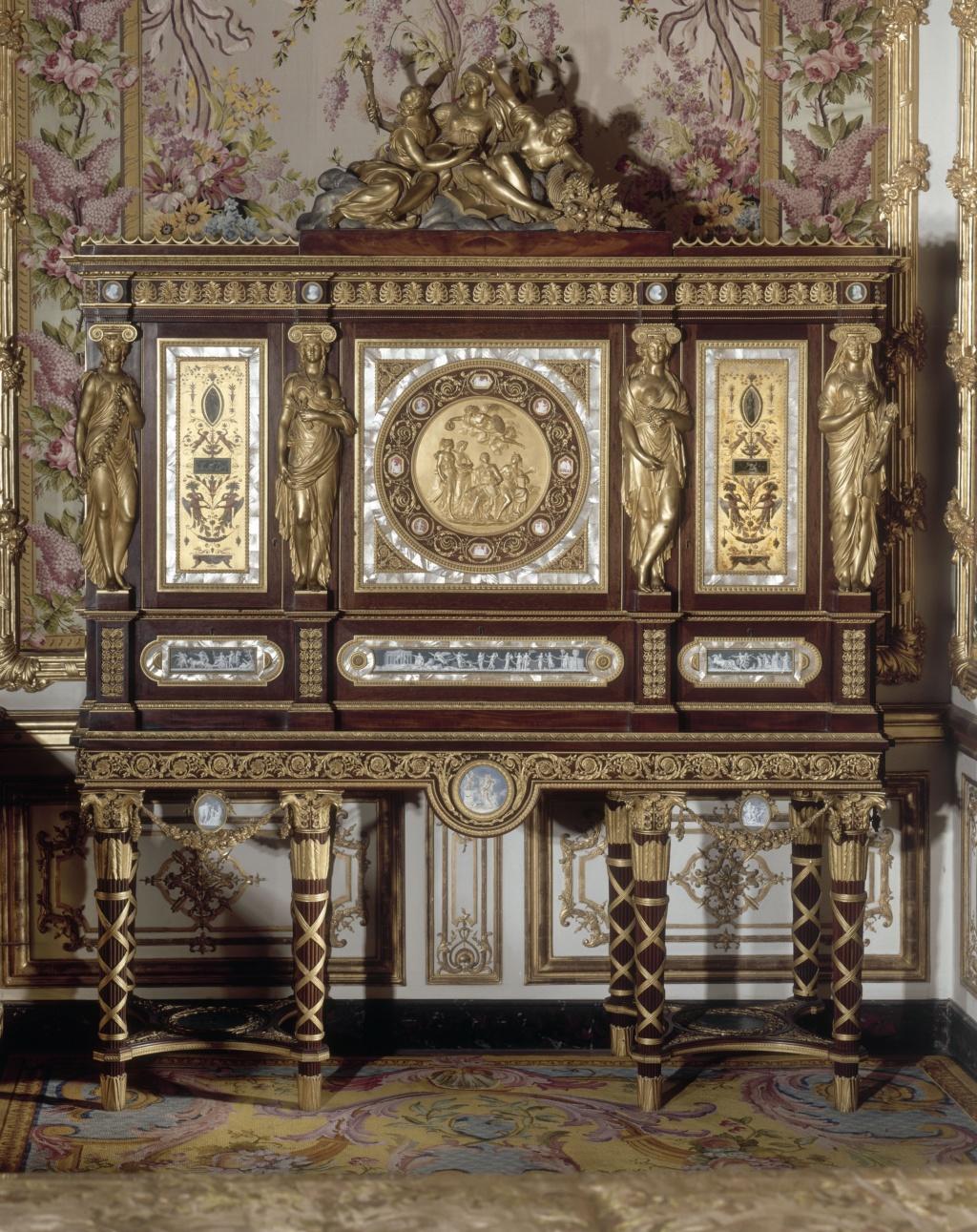 chambre - La chambre de la Reine à Versailles - Page 2 21742310