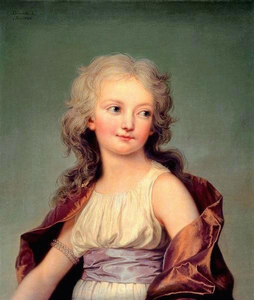 Portraits de Madame Royale, duchesse d'Angoulême - Page 5 21755010