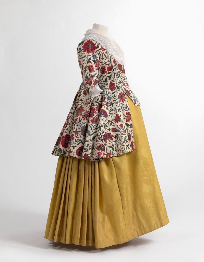 Les robes de grossesse au XVIIIème siècle 21muse10