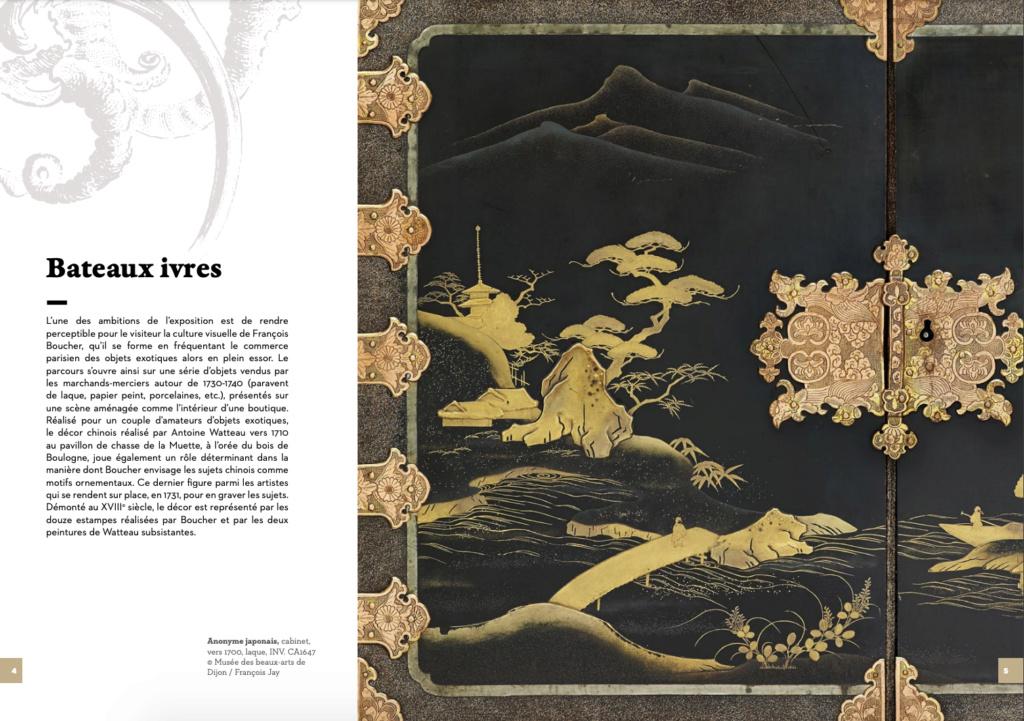 Exposition : Une des provinces du Rococo, la Chine rêvée de François Boucher (MBAA de Besançon) 225