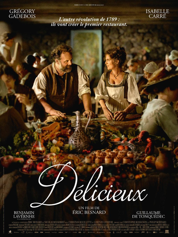 Film : Délicieux, de Éric Besnard  23859110