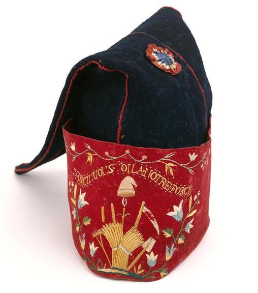 Louis XVI coiffé du bonnet phrygien 26519810