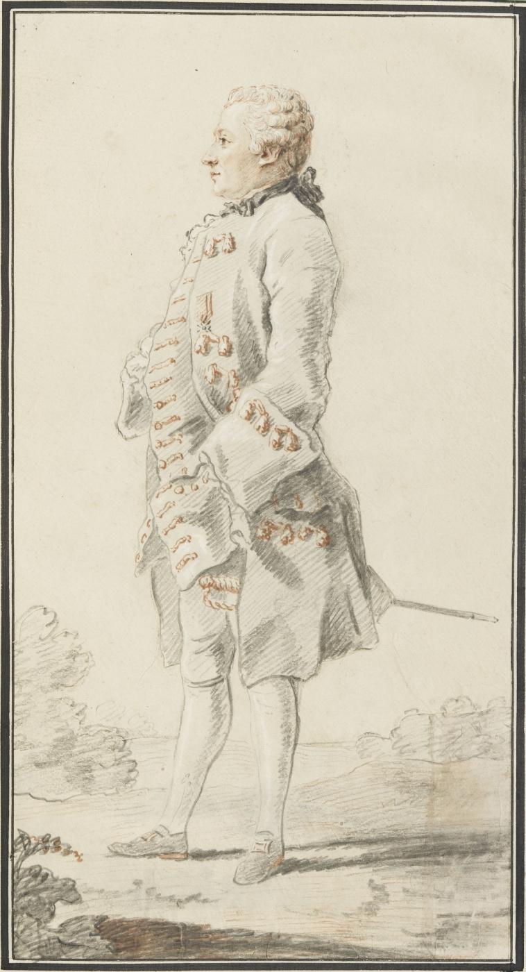 Besenval - Le baron Pierre-Victor de Besenval 26897110