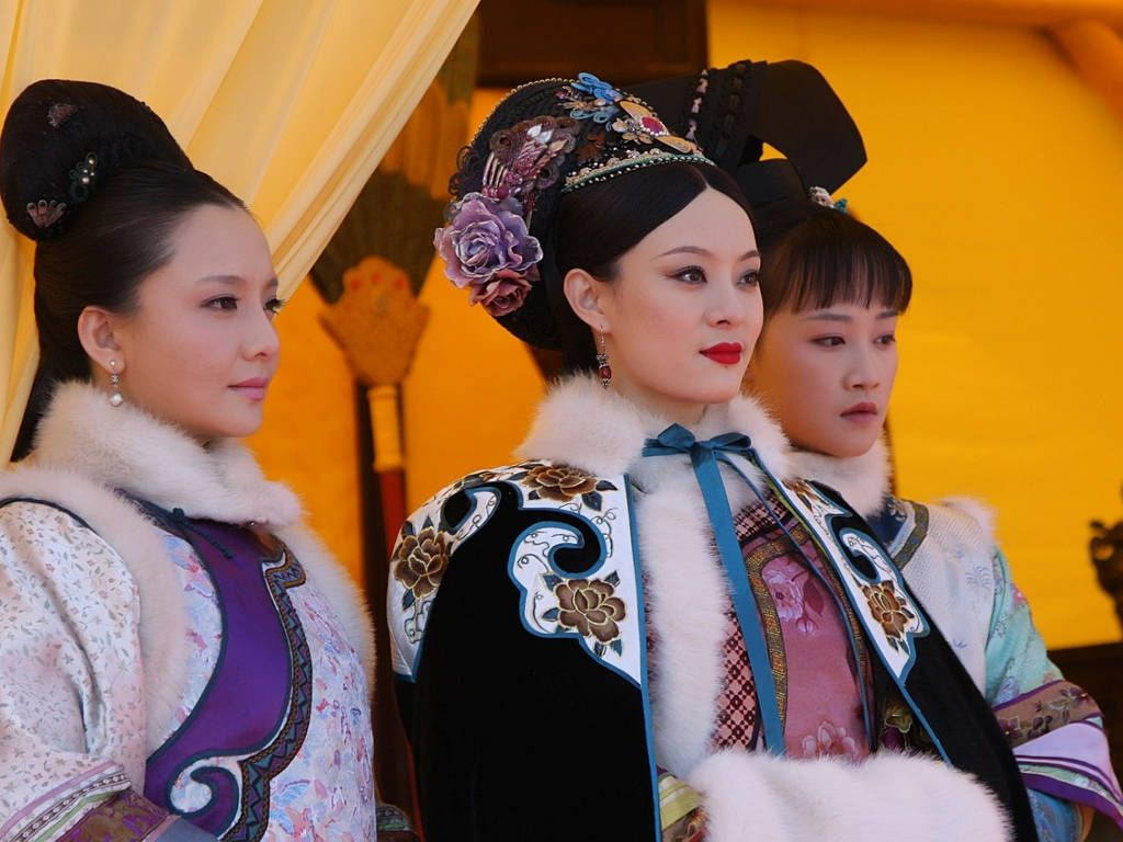 Série : The Legend of Zhen Huan (Empresses in the Palace), les atours de l'aristocratie chinoise au XVIIIe siècle 27193e10