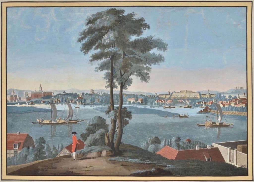 Le palais et le parc de Sans-souci, ou Sanssouci, à Potsdam  28112110