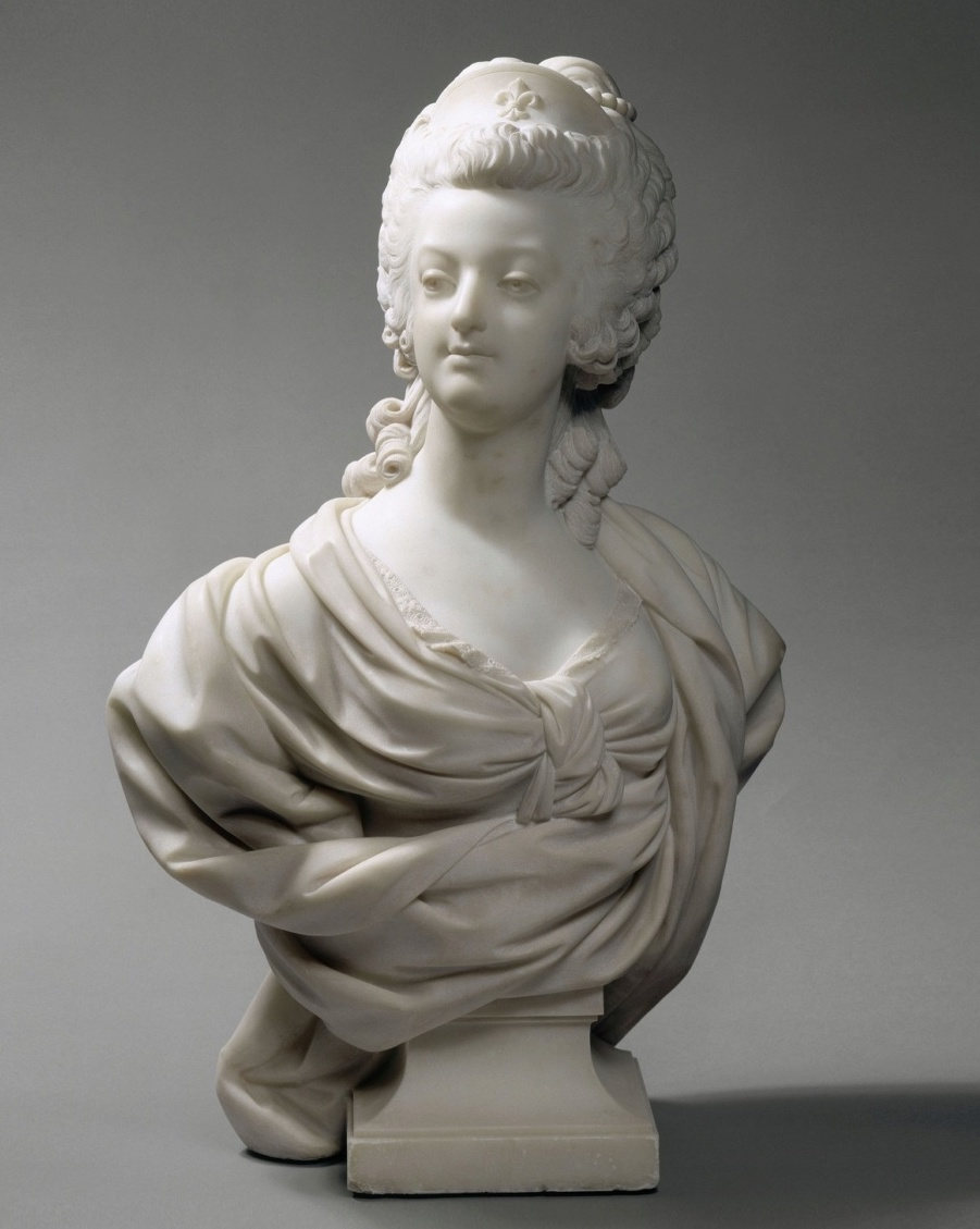 Marie Antoinette, par (et d'après) Louis-Simon Boizot - Page 3 284_rm10