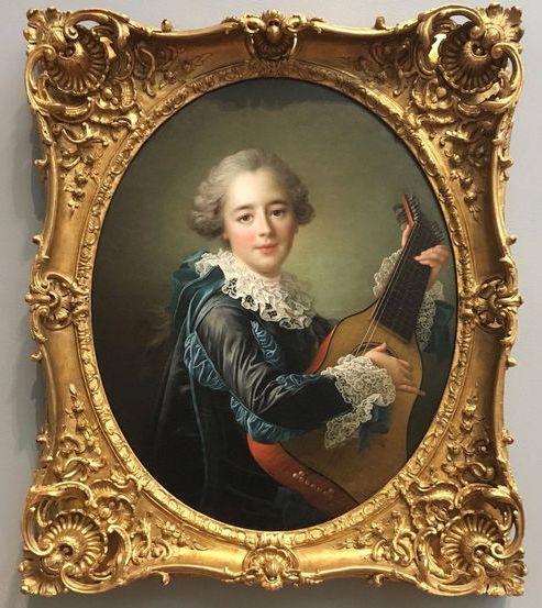 Portraits de Madame du Barry par François-Hubert Drouais - Page 3 2f29ca10