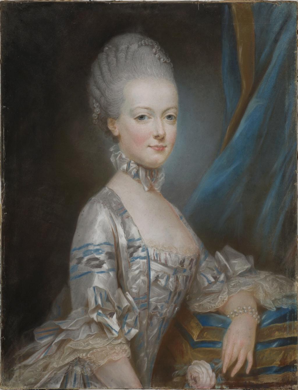 Premiers portraits de Marie-Antoinette par J. Ducreux (et d'après) - Page 2 2f457810