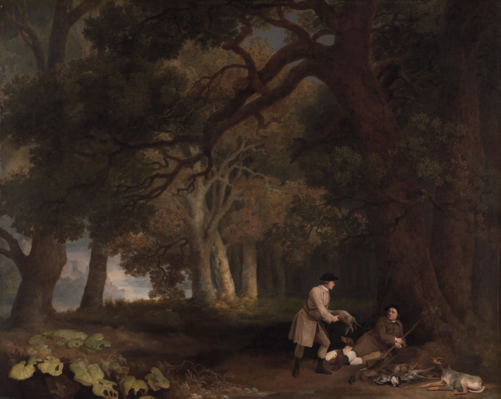 George Stubbs : artiste peintre et anatomiste.  3-110