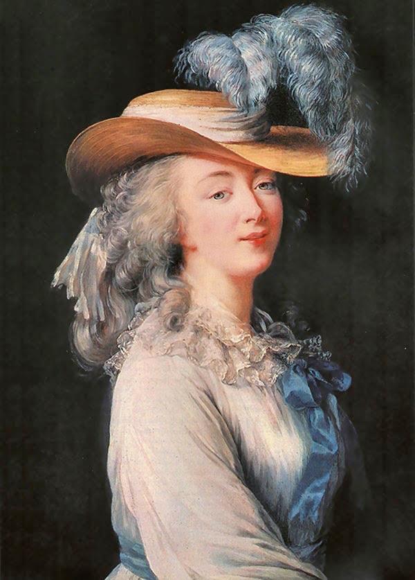 Portraits de la comtesse du Barry par (et d'après) Elisabeth Vigée Le Brun 311